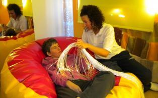 Entorno de las personas con discapacidad