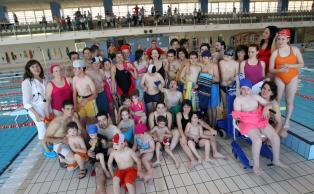 natación para todas