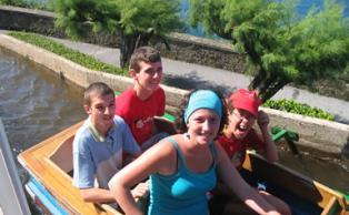 vacaciones con Plena inclusión navarra
